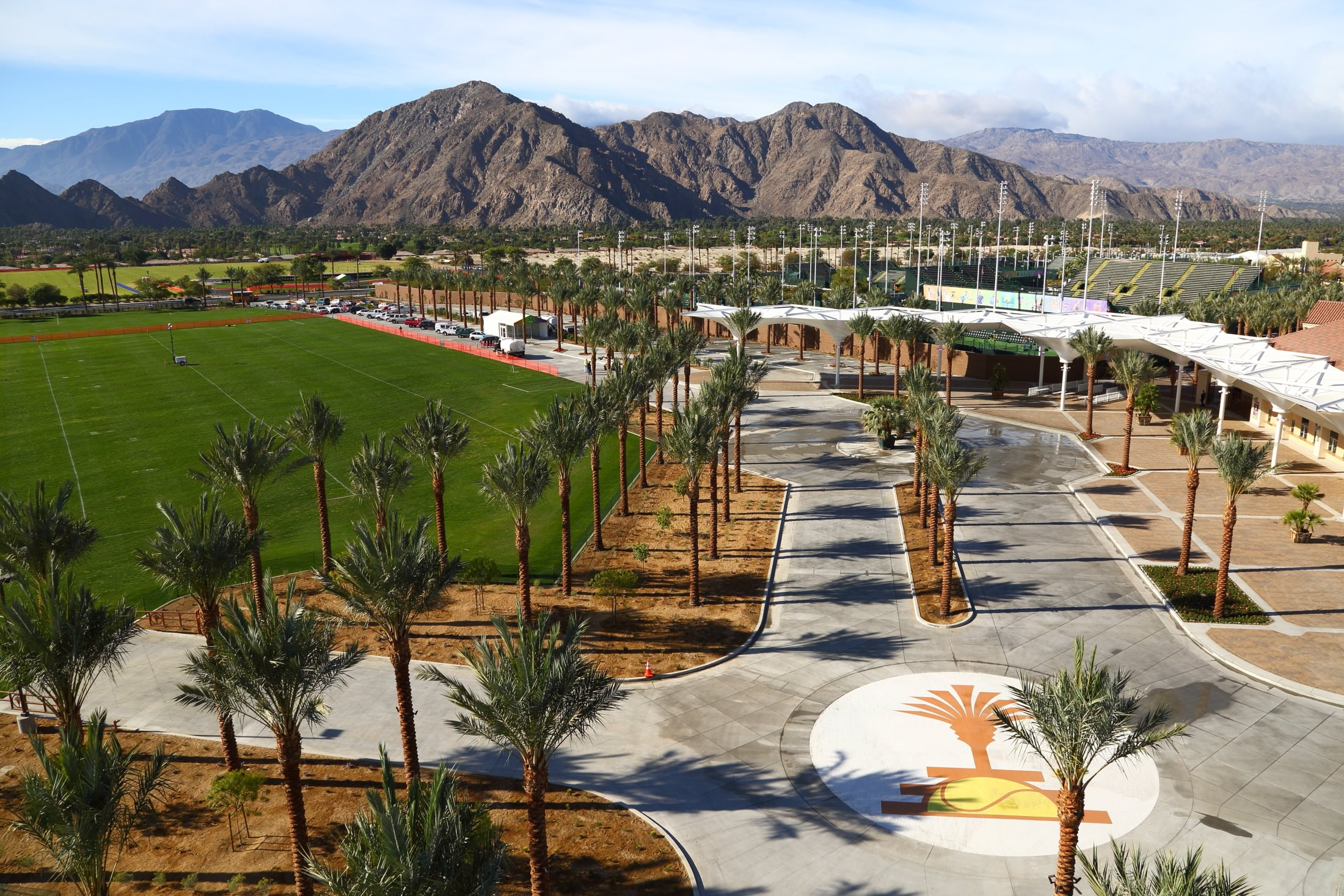 related projects - Indian Wells Tennis Garden