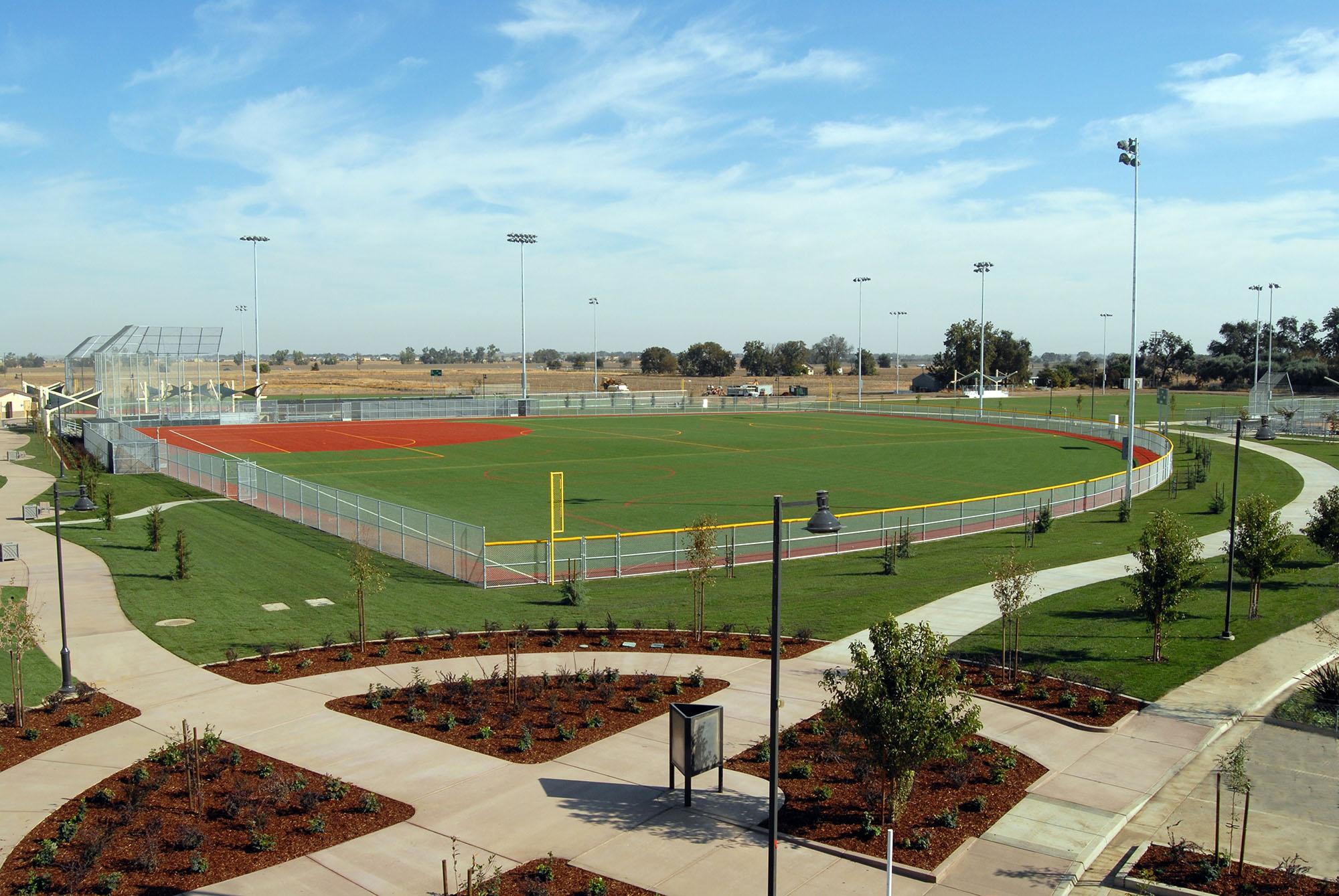 Rjmdesigngroup 187 Woodland Community Sports Park