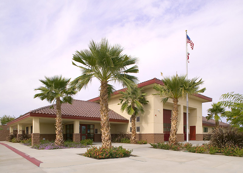 "Featured image for ""La Quinta Fire Station"""