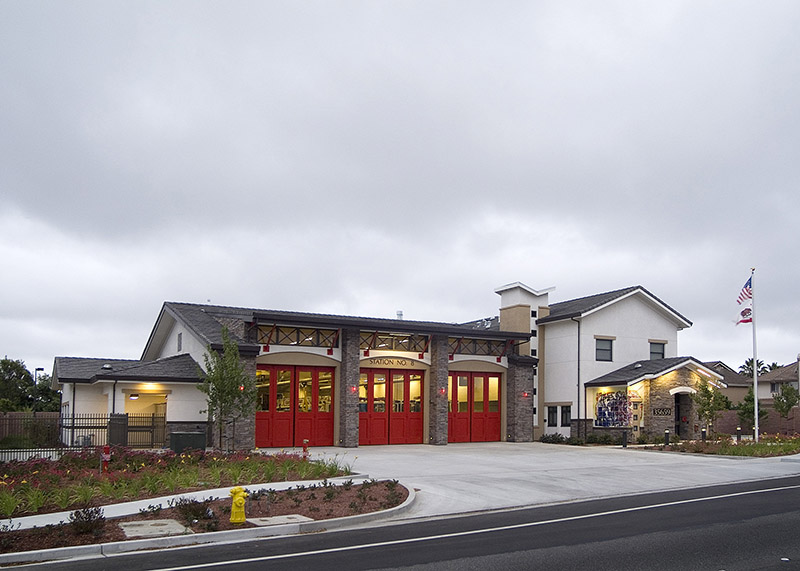 """Featured image for """"Fremont Fire Station #8"""""""