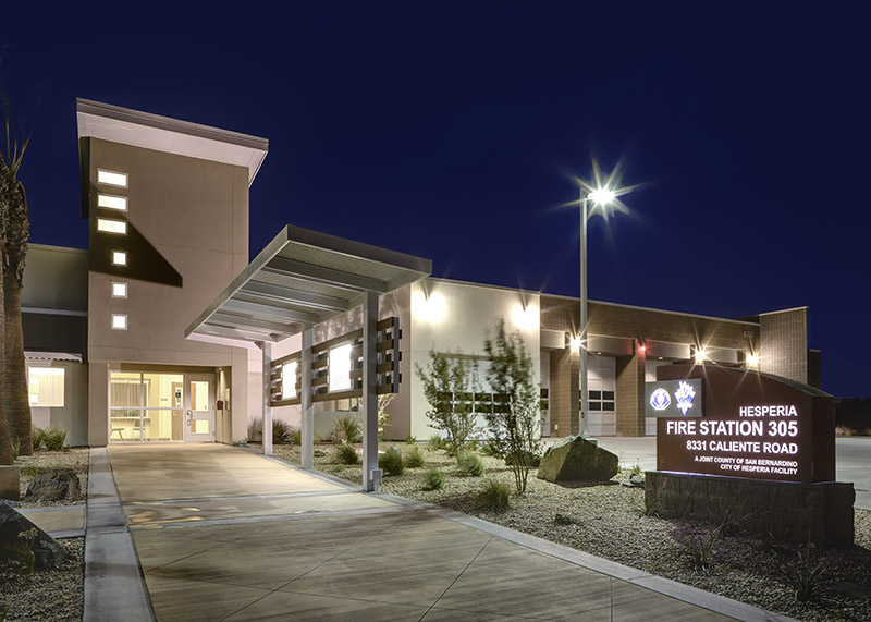 "Featured image for ""Hesperia Fire Station"""