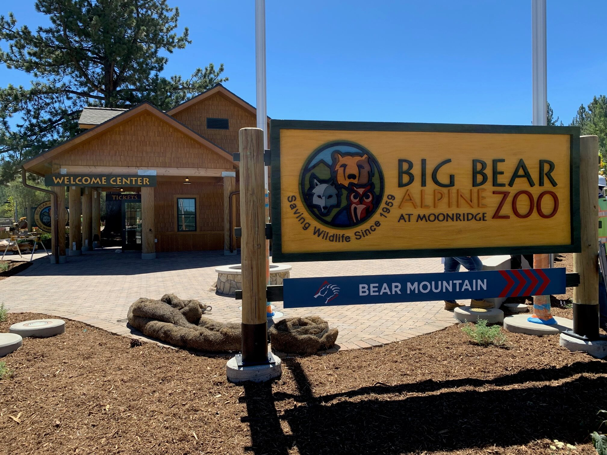 "Featured image for ""Big Bear Alpine Zoo"""