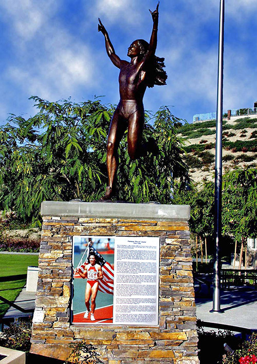 "Featured image for ""Florence Joyner Memorial at Olympiad Park"""