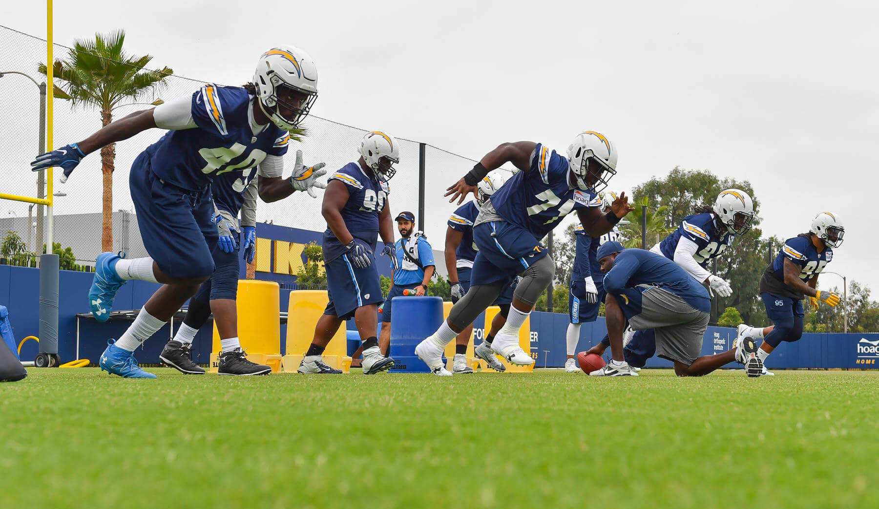 "Featured image for ""Los Angeles Chargers Practice Facility"""