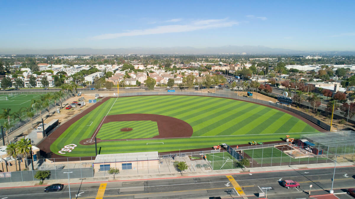 "Featured image for ""Orange Coast College Wendell Pickens Baseball Field"""