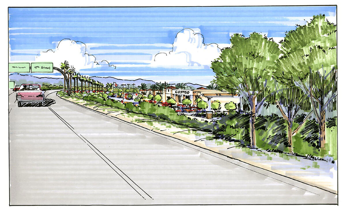 "Featured image for ""I-15 Freeway Landscape Beautification Master Plan"""