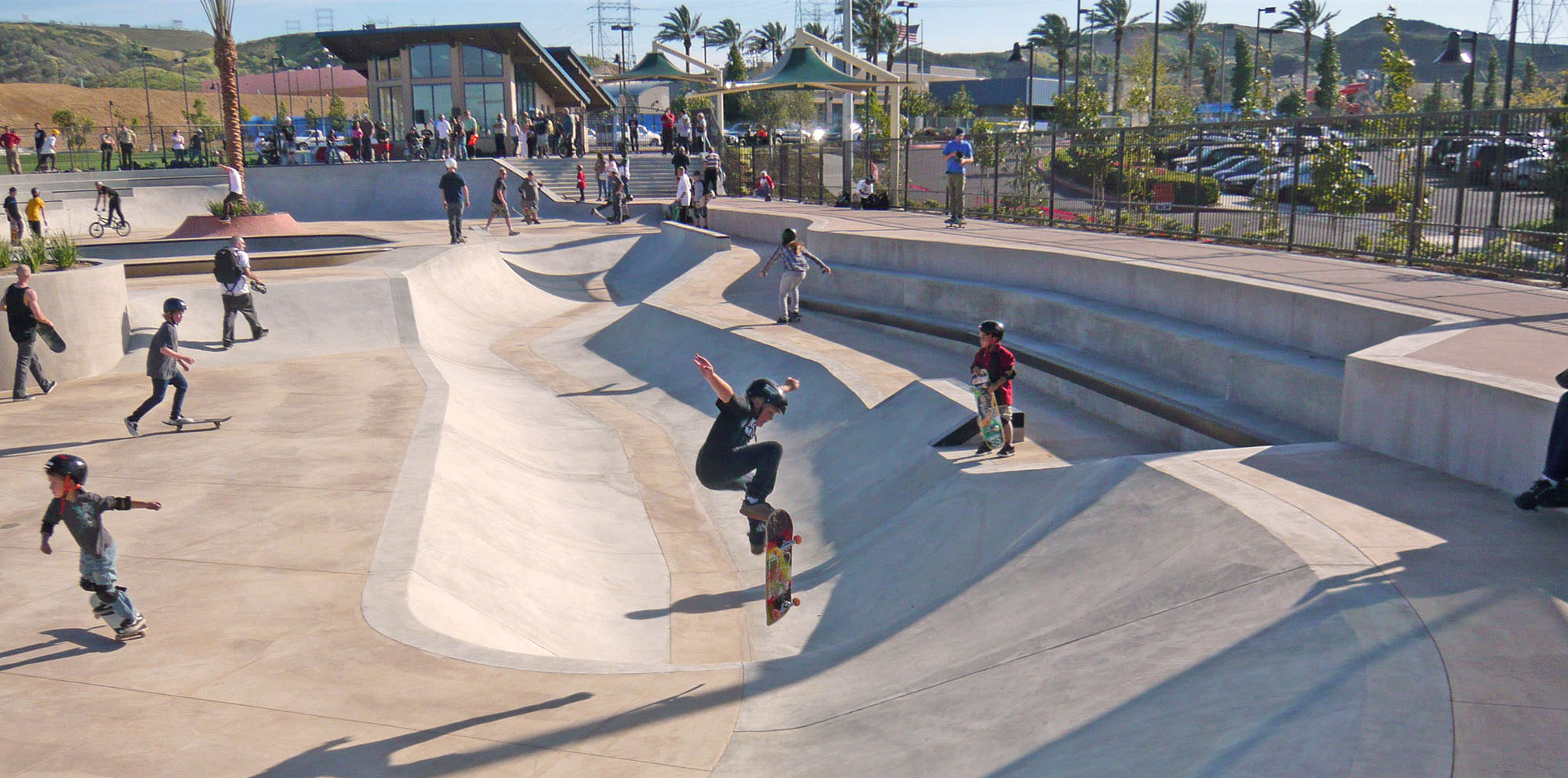 "Featured image for ""Santa Clarita Skate Park"""